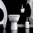 Stojak na papier toaletowy Koziol Toq czarny KZ-5009526