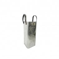 Stojak na parasole 21x21x55 cm Miloo Home Ardent srebrny