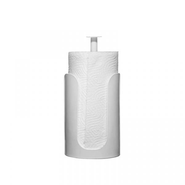 Stojak na ręcznik papierowy Sagaform Kitchen biały  SF-5016476