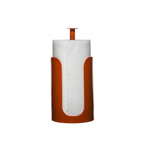 Stojak na ręcznik papierowy Sagaform Kitchen pomarańczowy SF-5016477