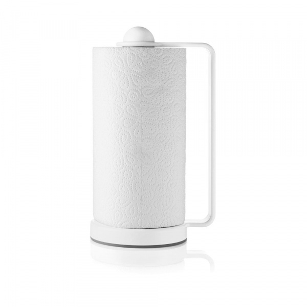 Stojak na ręcznik papierowy z rączką 28cm Forme Casa biały  FC-01455711