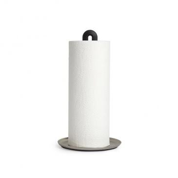Stojak na ręczniki papierowe 31,7cm Umbra Keyhole czarny