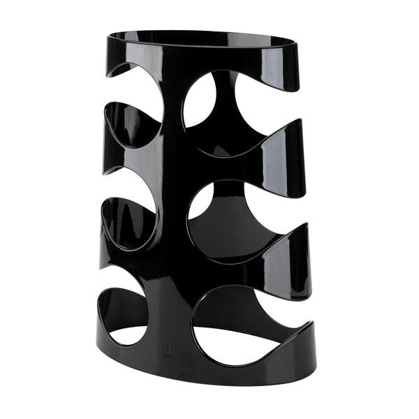 Stojak na wino Umbra Grapevine czarny 330950-040