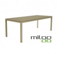Stół 150x88x75 cm Miloo Home Andaluzja beżowy