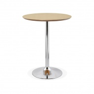 Stół barowy Kokoon Design Ataa drewniany