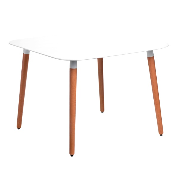 Stół D2 Copine 100x100 cm biały DK-70476