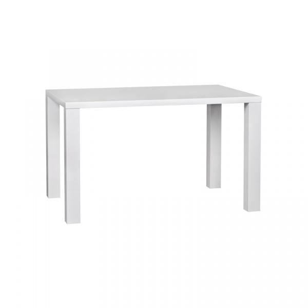 Stół do jadalni 160x80x76cm D2 Lucente biały DK-24554