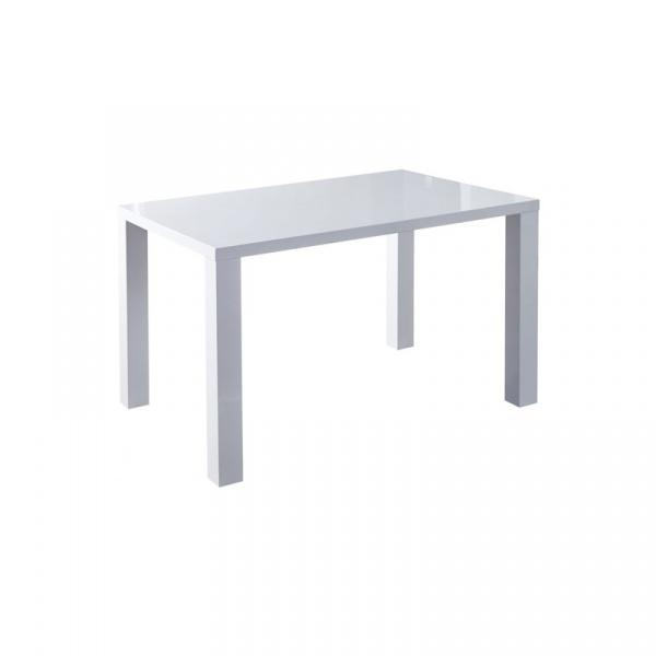 Stół do jadalni Lucente 140x80x76cm D2 biały DK-24551