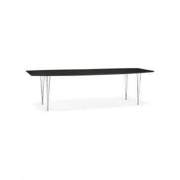 Stół Kokoon Design Extensio 270x100 cm czarny