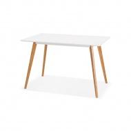 Stół Kokoon Design Rita 200x90 cm biały