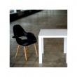 Stół Living 80x80 biały DK-24560