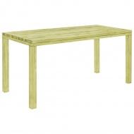 Stół ogrodowy, 170x75,5x77 cm, impregnowana sosna FSC