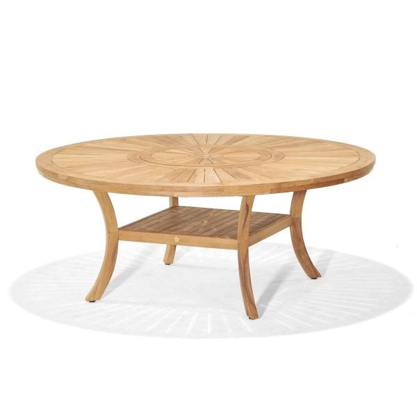 Stół ogrodowy okrągły D2 Komodo 180cm DK-71336