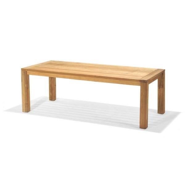 Stół ogrodowy prostokątny D2 Jambi 220x100cm DK-71339