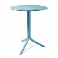 Stół okrągły ogrodowy 61cm D2 Spritz niebieski