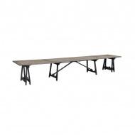 Stół rozkładany Verandah 237-474x90x72-76 cm