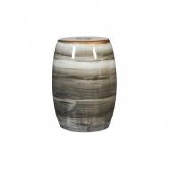 Stołek 33x46 cm Miloo Design Stone wielobarwny