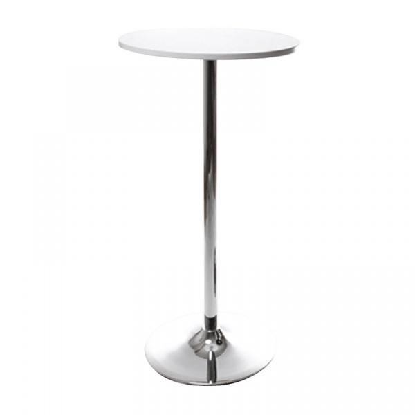 Stolik barowy Lila Kokoon Design biały BT00030WH