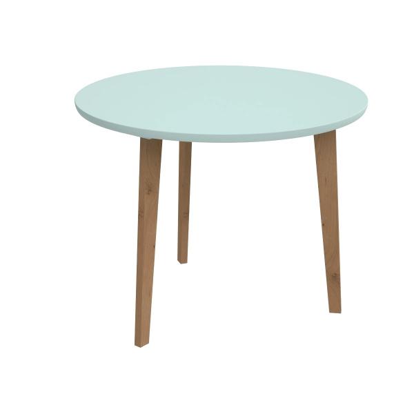 Stolik D2 Oslo z zielonym blatem 5902385706575