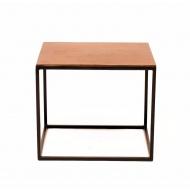 Stolik kawowy 41x41x36 cm Miloo Home Contemporary wielobarwny