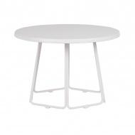 Stolik kawowy 70x46 cm Miloo Home Stack biały