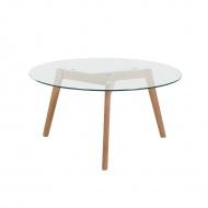 Stolik kawowy - szklany - ława - stół - Alessandra