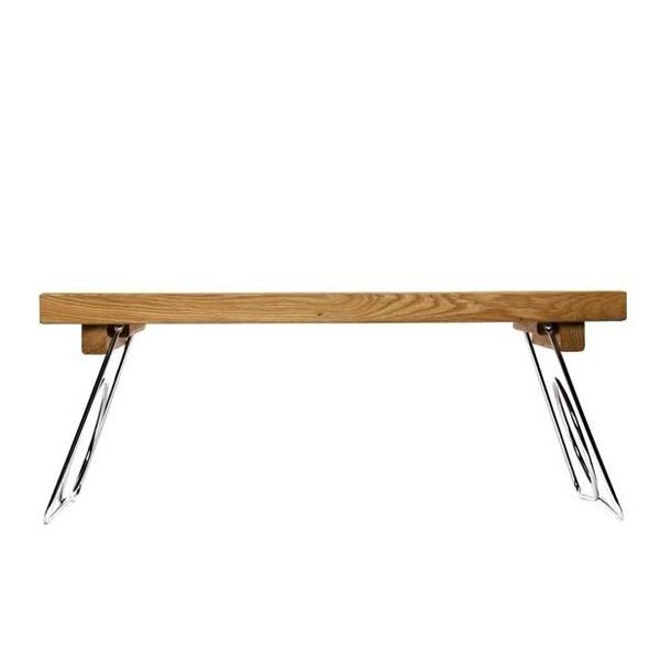 Stolik śniadaniowy Oval Oak Sagaform SF-5016119