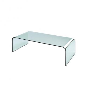 Stolik szklany 12 mm King Bath Formanova przezroczysty