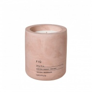 Świeca zapachowa 11x9cm Blomus Fraga jasnoróżowa