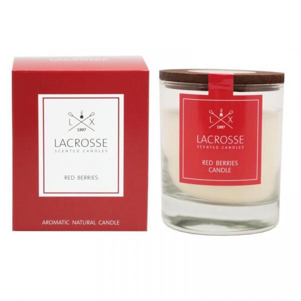 Świeca zapachowa Red Berries Lacrosse VV040RRLC