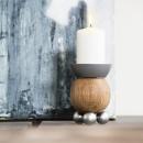 Świecznik 14 cm Sagaform Oak
