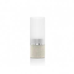 Świecznik na tealight 18,5cm Blomus Faro szary