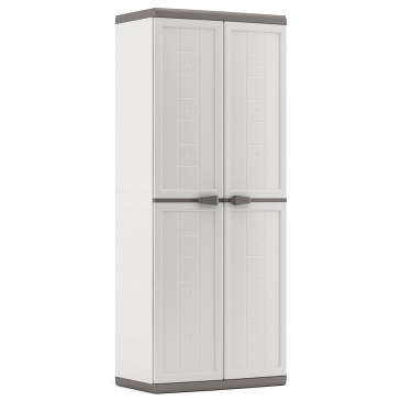 Szafa Jolly High Cabinet White