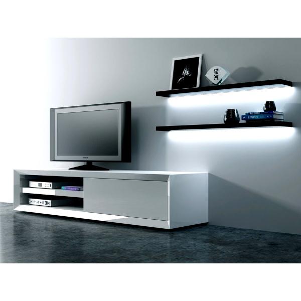 Szafka D2 RTV Smart szuflada biała DK-71496