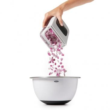 Szatkownica do warzyw i owoców OXO Good Grips biała