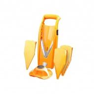 Szatkownica z uchwytem Borner V5 pomarańczowa