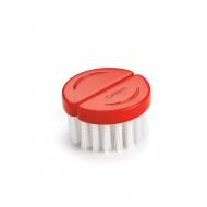 Szczoteczka do czyszczenia grzybów Cuisipro czerwona