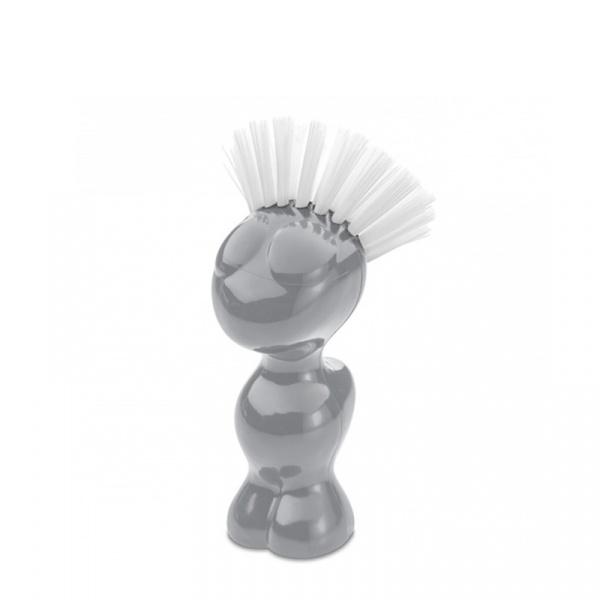 Szczoteczka do mycia warzyw Koziol Mini Tweetie szara KZ-5036632