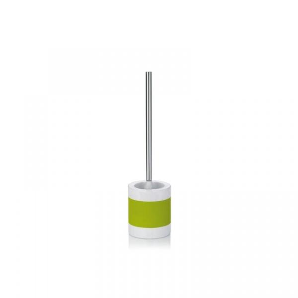 Szczotka do WC Kela Laletta zielona KE-22563