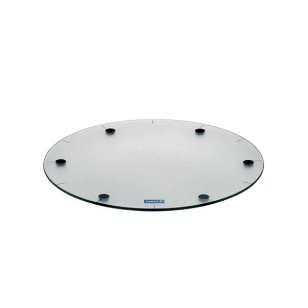 Szklana taca do serwowania 26 cm Lurch Flexi-Form LU-00068128