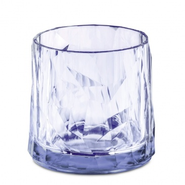 Szklanka 250 ml Koziol Club transparentna fioletowa KZ-3402652