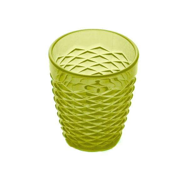 Szklanka Green Glass Brandani zielony 81254