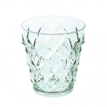 Szklanka na zimne napoje 200 ml Koziol CRYSTAL S transparentny zielony KZ-3545653