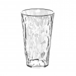 Szklanka na zimne napoje 450 ml Koziol CRYSTAL 2.0 transparentna
