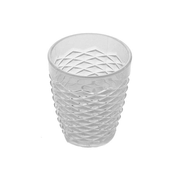 Szklanka Transparent Glass Brandani transparentny 81251