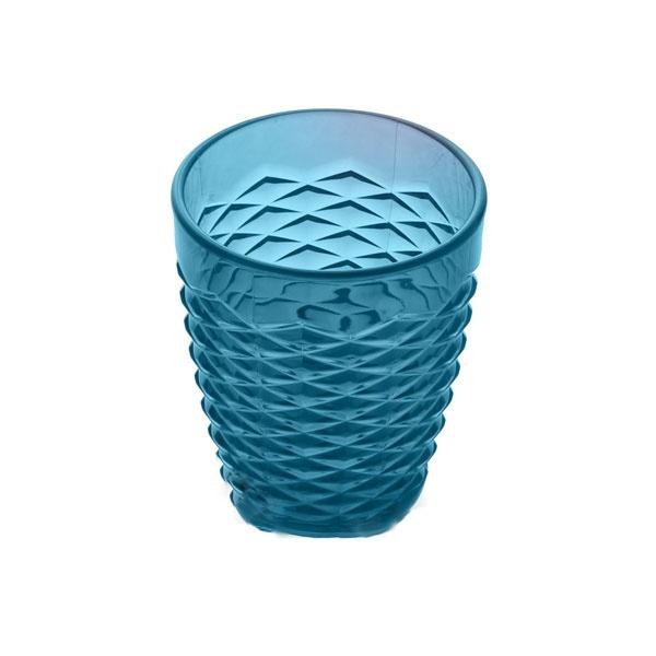 Szklanka Turquoise Glass Brandani turkusowy 81253