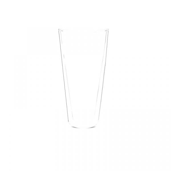Szklanka wysoka 350 ml Zak! Design Dot biała 1358-N310