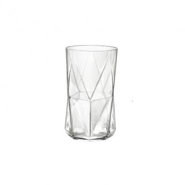 SZKLANKI CASSIOPEA LONG DRINK 480ML  4SZT  -BORM