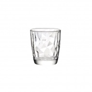 SZKLANKI DIAMOND DO WHISKY 390ML 3SZT -BORM