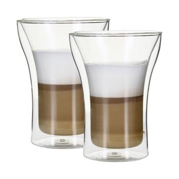 Szklanki na kawę z podwójną ścianką Assam Bodum 2szt